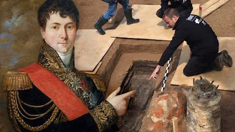 Francia tudósok akarják megvizsgálni Napóleon egyik feltételezett tábornokának maradványait