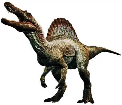 Spinosaurus - स्पायनोसॉरस