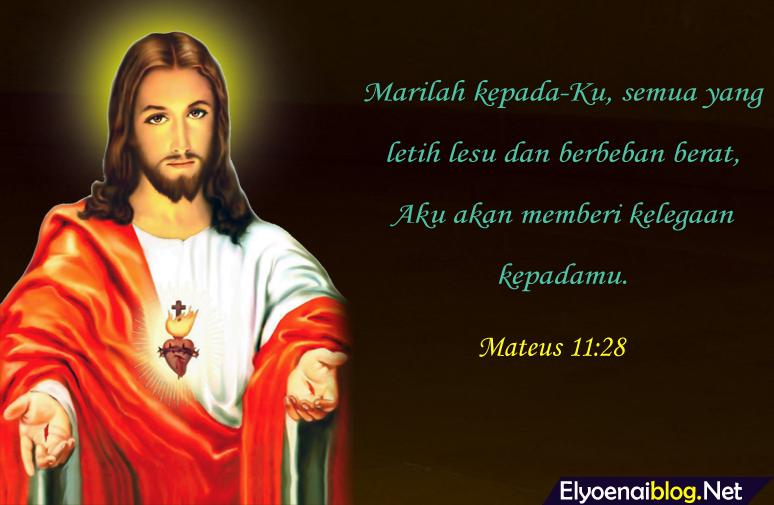 doa dalam katolik dalam kesulitan keuangan, membayar hutang, matius 11:28