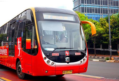 Rute Busway Menuju Ancol