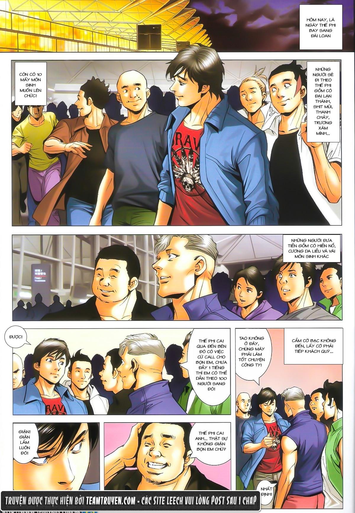 Người Trong Giang Hồ chapter 1602: gặp lại hàn tân trang 26