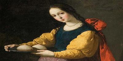 imagem de Santa Ágata