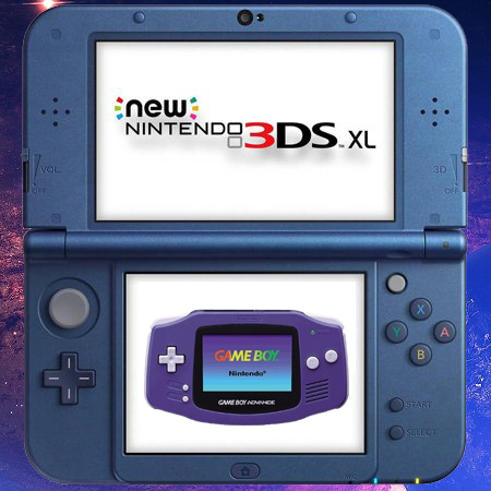 Blog Shadow Games: Tutorial: Como rodar ROMs de GBA no Nintendo 3DS