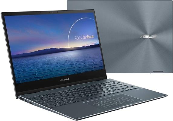 ASUS ZenBook Flip 13 UX363JA-EM189T: convertible de 13.3'' con procesador Core i5, teclado retroiluminado y Thunderbolt 4