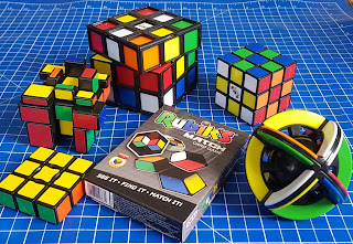 6 of Rubik's brand new products for summer 2019