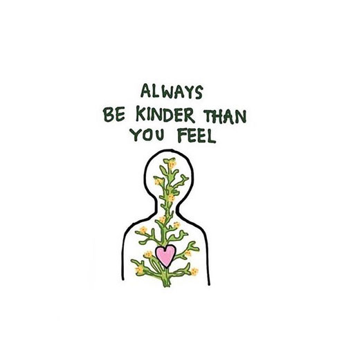 23 Self Love Quotes To Inspire You to Love Yourself More. Self Improvement Quotes via thenaturalside.com | be kind | #selfcare #selflove #quotes #kind