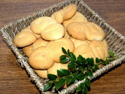 greckie ciasteczka wielkanocne