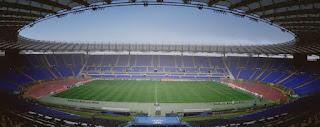 Stadion Olimpico Kandang Lazio