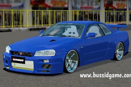 Mod Mobil Nissan Skyline R34 By Azumods