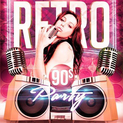 Download Retro 90s Party 2016 Retro 2B90s 2BParty