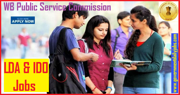 WBPSC Recruitment 2019 Online Apply for 318 LDA, IDO Posts