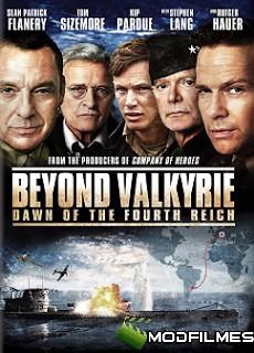 Capa do Filme O Amanhecer do Quarto Reich