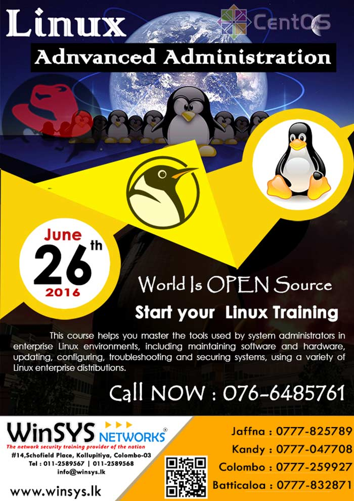 Secure your Job with Linux
