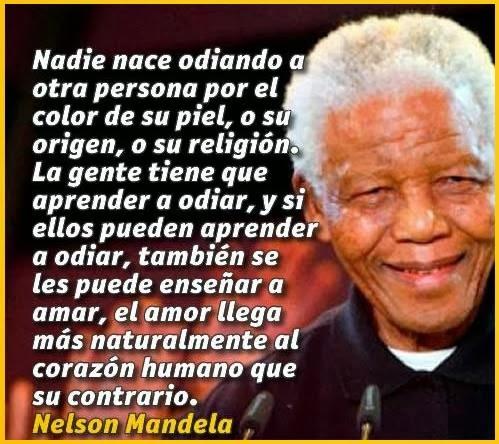 Jpic Honduras Nelson Mandela Maestro De Perdón Y De