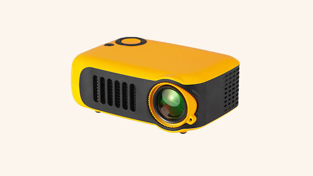 A2000 Home Cinema Multifunctional LED Small Projector