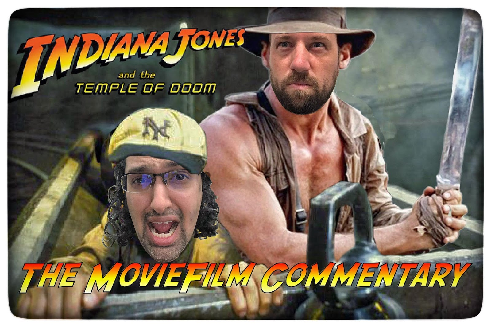 The MovieFilm Commentary Track: Indiana Jones and the Temple of Doom