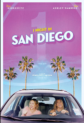 1 Night In San Diego 2020