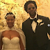2 Chainz marries longtime love Kesha Ward in Miami, Kim Kardashian & Kanye West wear questionable wedding guest attire