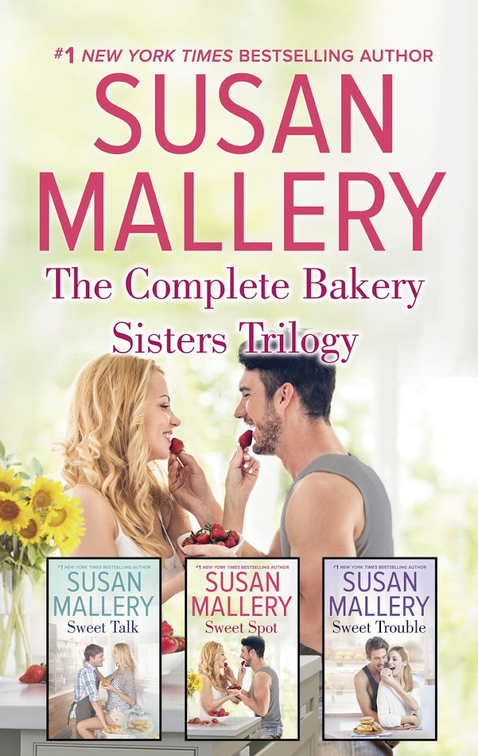 [Free Book] PDF Download The Complete Bakery Sisters Trilogy By Susan Mallery