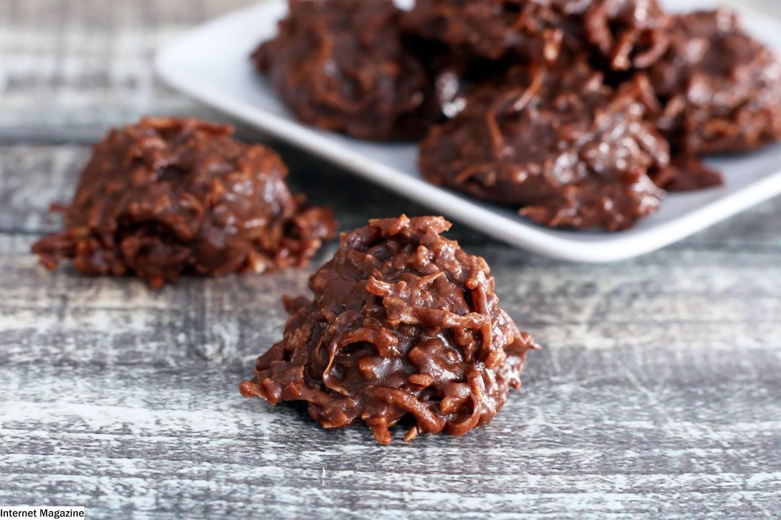 Resep Kue Macaroon Cokelat