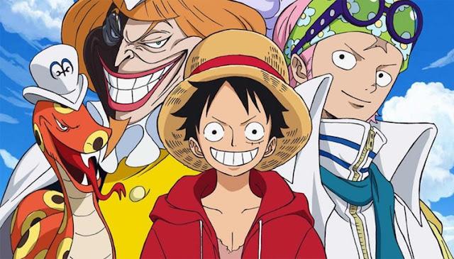 Manga One Piece cuenta con más de 470 millones de copias impresas
