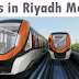 Job Vacancies in Riyadh Metro - Apply Now