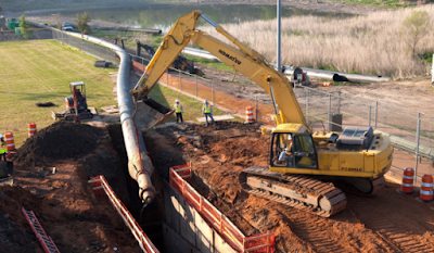 $20-23.5/hr, OT, Per Diem, Weekly Pay: Laborers Needed ASAP-Pipeline Construction Services.