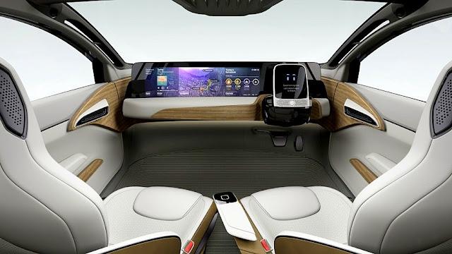 Teknologi Autonomous Car - Kereta Pandu Sendiri