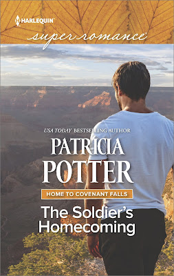 The Soldier's Homecoming by Patricia Potter cover