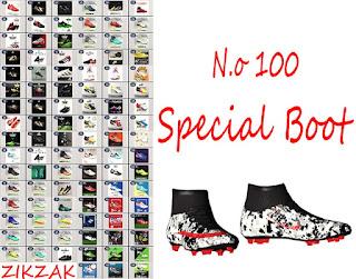 PES 2017 Boot Pack Paling Lengkap