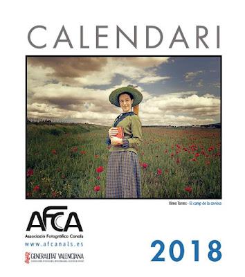 CALENDARI AFCA 2018