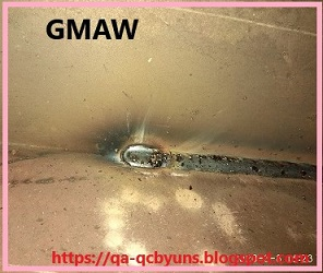 GMAW WELDING PROCESS
