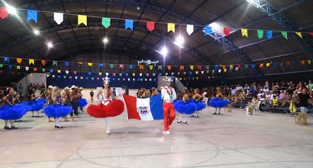 Em Delmiro Gouveia, V Festival de Quadrilhas Juninas acontece nos dias  21 e  22  de junho, confira a programação