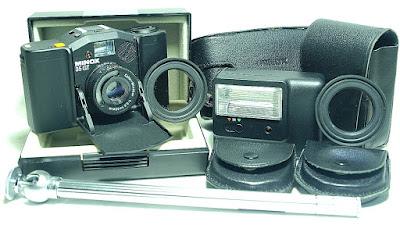 Minox 35 GT (Color-Minotar 35mm F2.8) Camera Kit #530