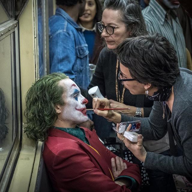 Película Joker detrás de las cámaras