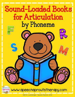 Free Storybook List for Phonological Awareness and Articulation Sorted by Phoneme www.speechsproutstherapy.com