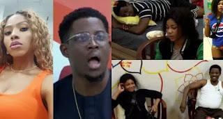BBNaija: 'I Brought Vibrator To Big Brother' – Mercy, Seyi, Tacha Expose Dirty Secrets