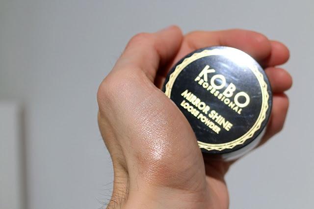 Kobo Mirror Shine Lose Powder