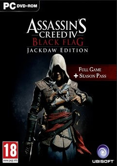 Assassins Creed IV Black Flag Jackdaw Edition Full Español