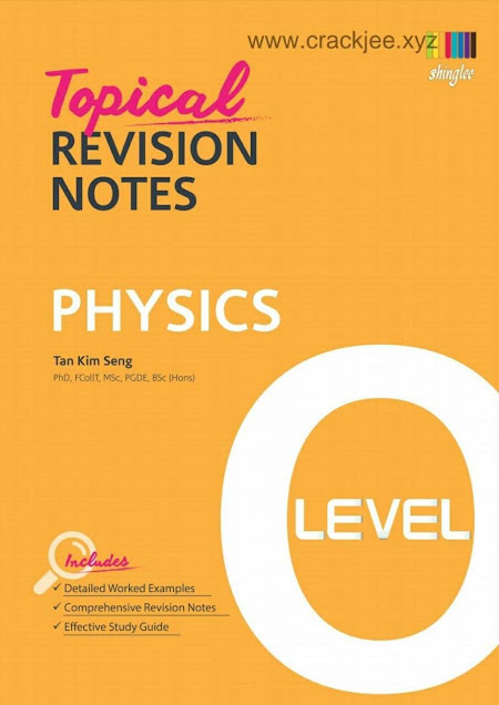 Physics O level : For JEE and NEET Exam PDF Book