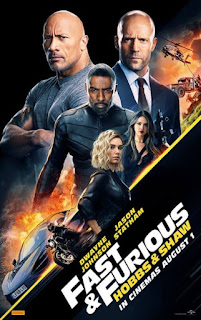 Fast & Furious Presents: Hobbs & Shaw 2019 Dual Audio 1080p BluRay