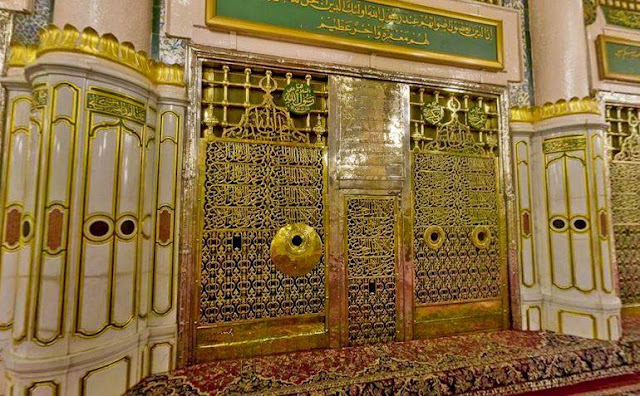Jika Ziarah ke Makam Rasul, Sebaiknya Perhatikan Adab dan Larangannya Berikut ini
