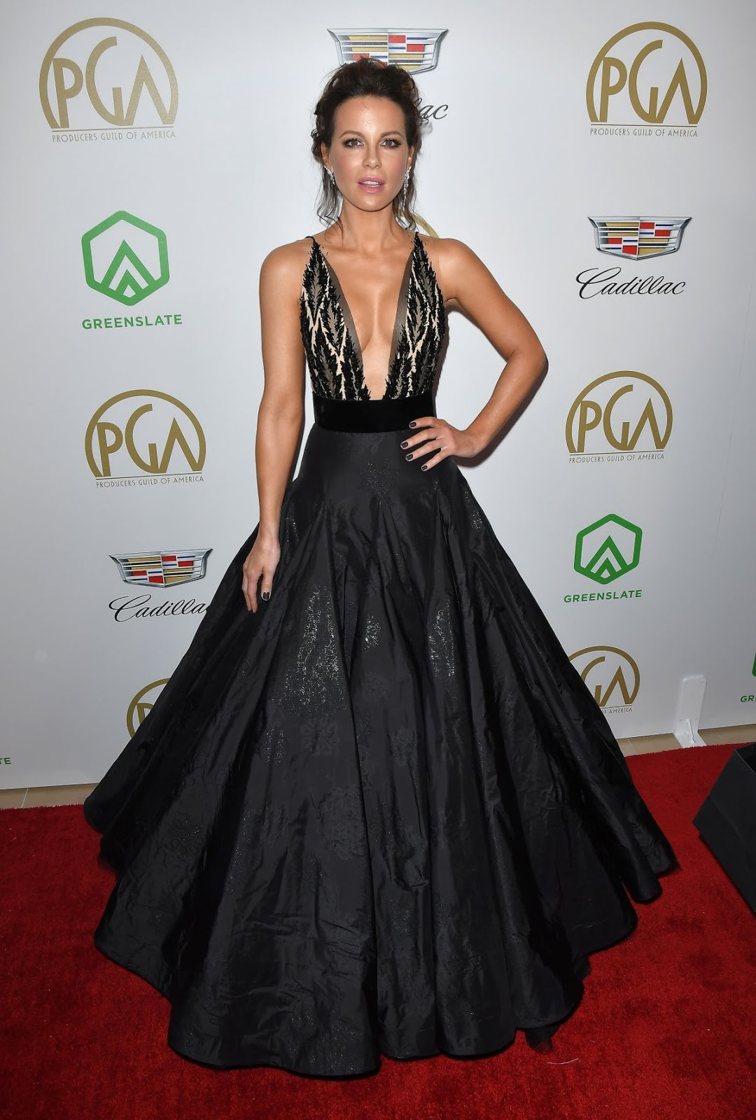 KATE BECKINSALE at 2019 Producers Guild Awards in Beverly Hills
