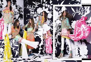 Sana Safinaz Muzlin 2017 Dresses & Casual Wear