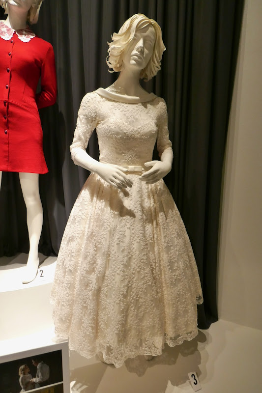 Kiernan Shipka Chilling Adventures of Sabrina White Wedding dress