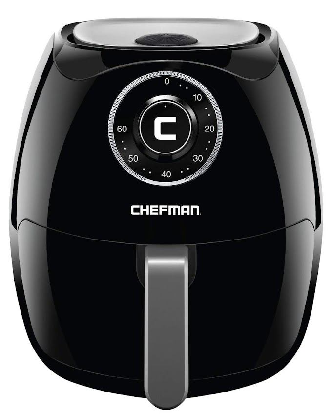 AMAZON - Chefman 6.5 Liter/6.8 Quart Air Fryer
