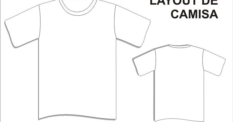 Ideiaclip Layout Camisa