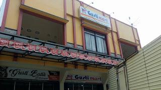 Pemasangan Pada GUSTI MART - Pasar Pitalah - Padang Panjang