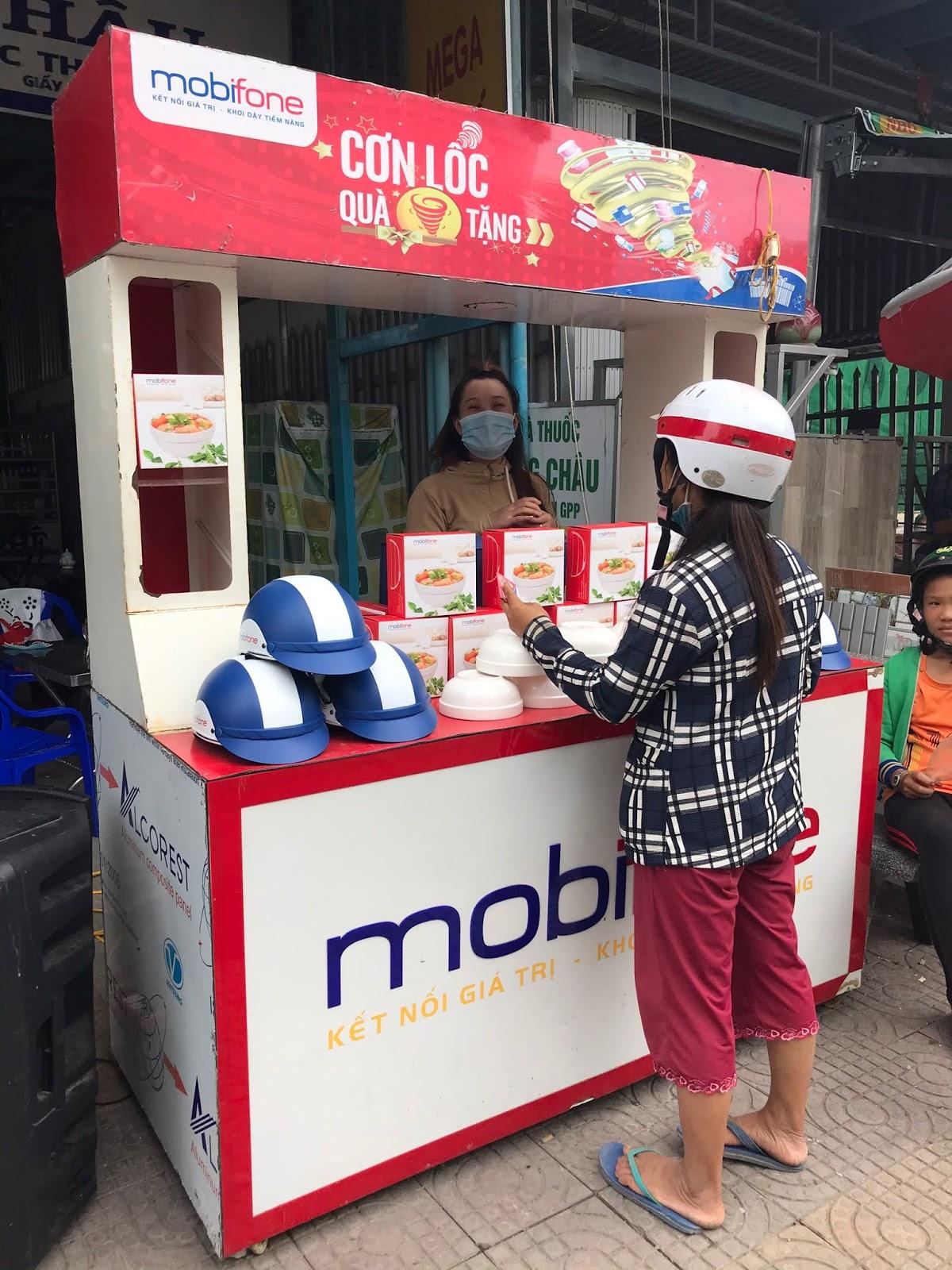 Chuỗi chương trình bán hàng của Mobifone mang lại nhiều ưu đãi và quà tặng hấp dẫn