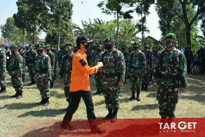 Kapenrem 081/DSJ : Ini Bentuk Komitmen TNI-POLRI di Madiun Raya Jaga Kondusifitas Wilayah